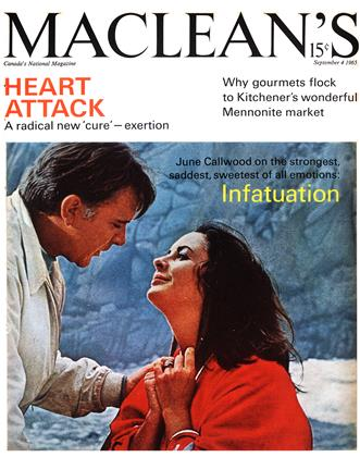 Cover for the September 4 1965 issue