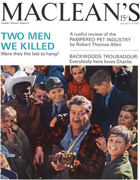 Issue: - September 1965 | Maclean's