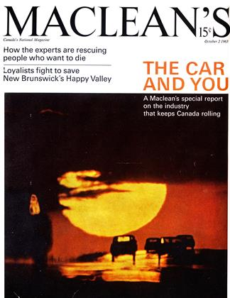 Cover for the October 2 1965 issue
