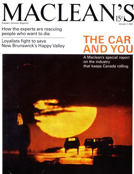 Issue: - October 1965 | Maclean's