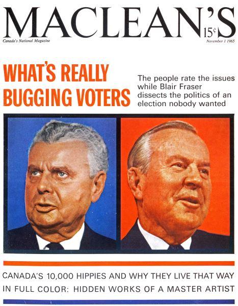 Issue: - November 1965 | Maclean's
