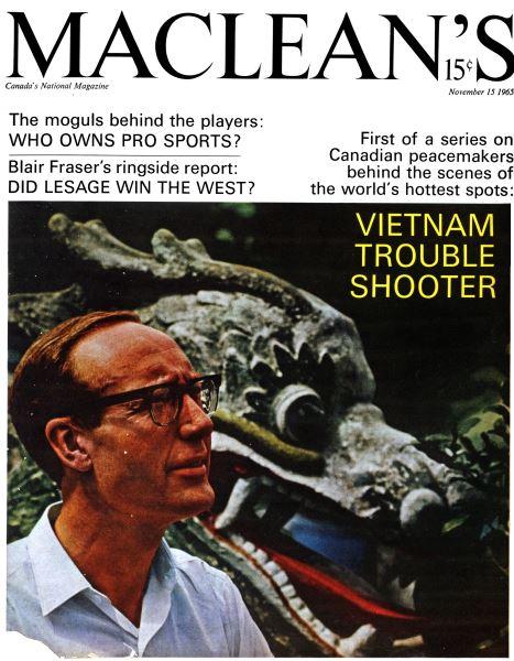 Issue: - November 1965   Maclean's