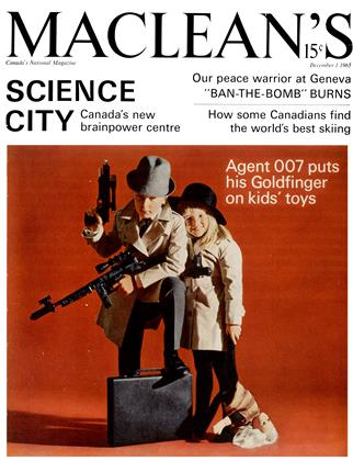 Cover for the December 1 1965 issue