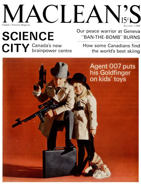 Issue: - December 1965 | Maclean's
