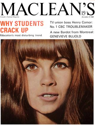 Cover for the December 15 1965 issue