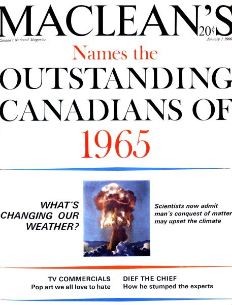 Issue: - January 1966 | Maclean's