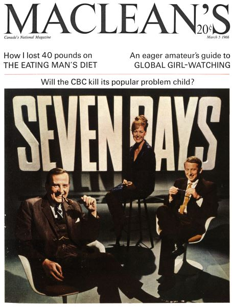 Issue: - March 1966 | Maclean's