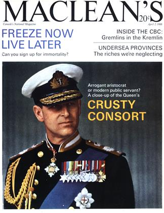 Cover for the April 2 1966 issue