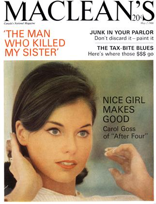 Cover for the May 2 1966 issue