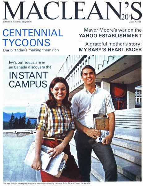 Issue: - June 1966   Maclean's