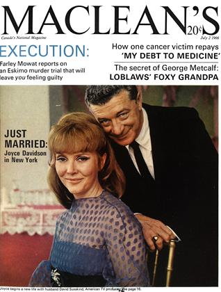 Cover for the July 2 1966 issue