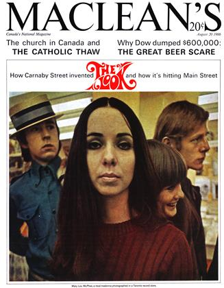 Cover for the August 20 1966 issue