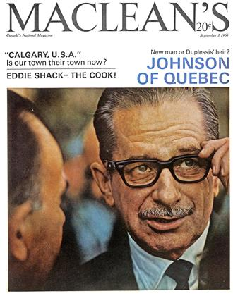 September 3 1966 | Maclean's