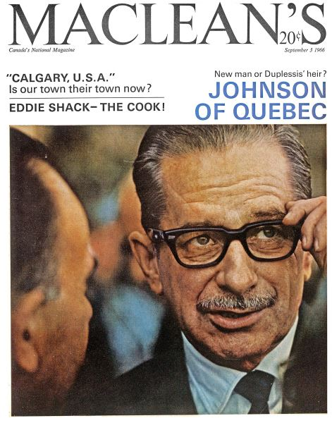 Issue: - September 1966 | Maclean's