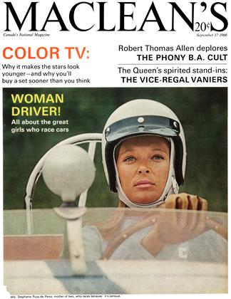 Cover for the September 17 1966 issue