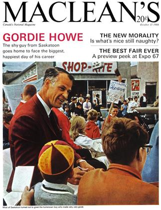 Cover for the October 15 1966 issue
