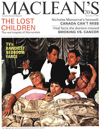 Cover for the December 17 1966 issue