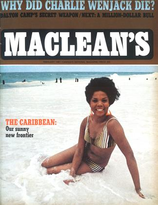 Cover for the February 1 1967 issue
