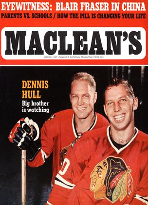 Cover for the March 1 1967 issue