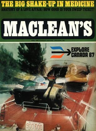 APRIL 1967 | Maclean's