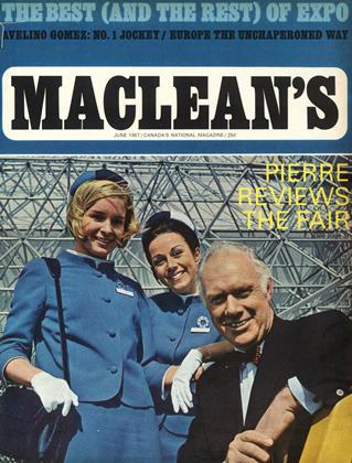 Cover for the June 1 1967 issue