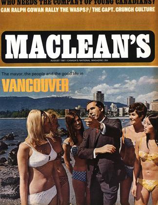 AUGUST 1967 | Maclean's