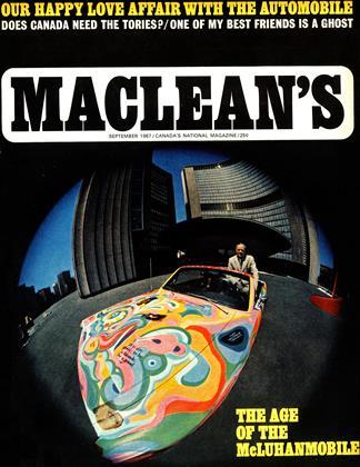 SEPTEMBER 1967 | Maclean's