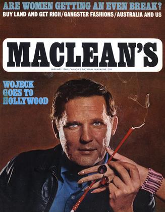 JANUARY 1968 | Maclean's