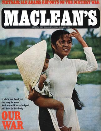 Cover for the February 1 1968 issue