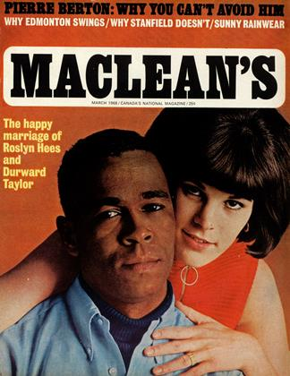 Cover for the March 1 1968 issue
