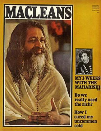 Cover for the June 1 1968 issue
