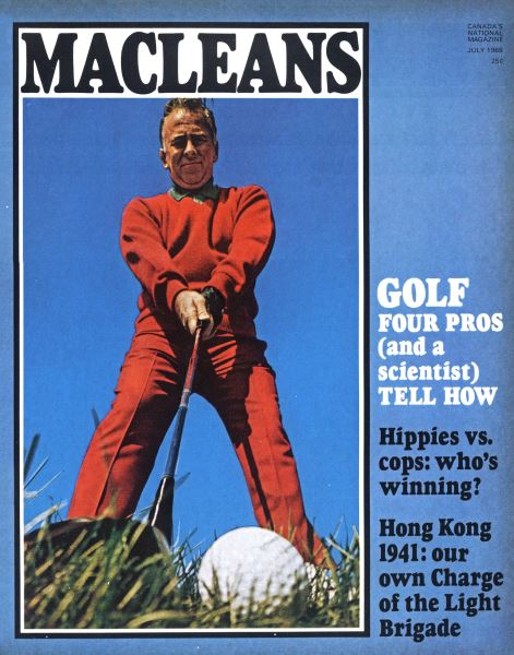 Issue: - July 1968 | Maclean's