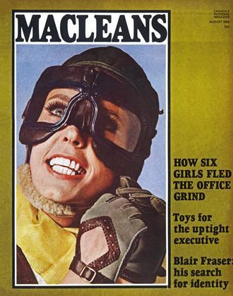 AUGUST 1968 | Maclean's