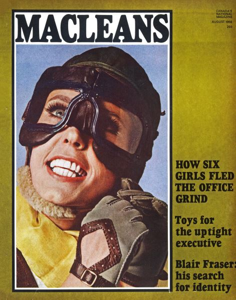Issue: - August 1968 | Maclean's