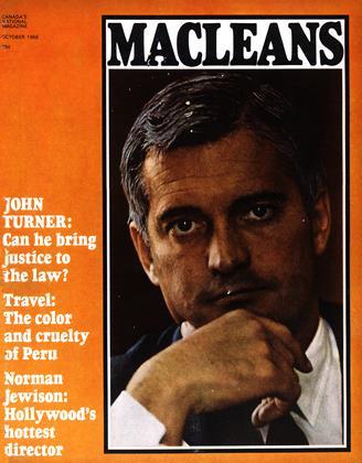 OCTOBER 1968 | Maclean's