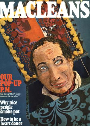 Cover for the January 1 1969 issue