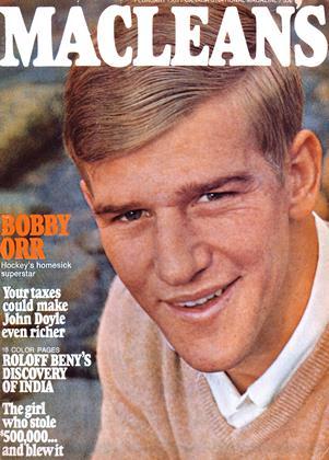 FEBRUARY 1969 | Maclean's