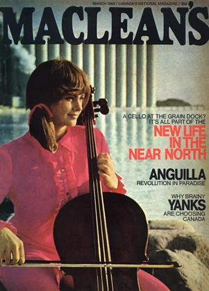 Cover for the March 1 1969 issue
