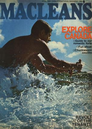 Cover for the April 1 1969 issue