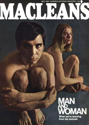 Cover for the May 1 1969 issue