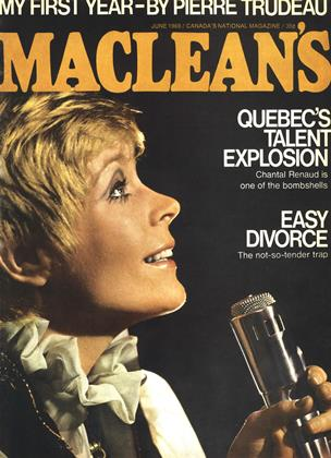 Cover for the June 1 1969 issue