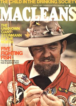 AUGUST, 1969 | Maclean's