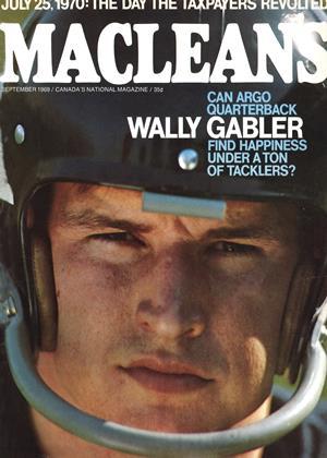 SEPTEMBER 1969 | Maclean's