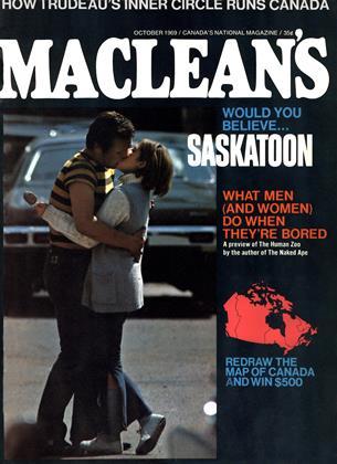 OCTOBER 1969 | Maclean's