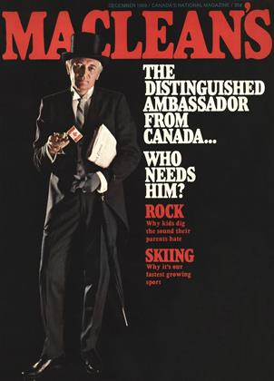 Cover for the December 1 1969 issue
