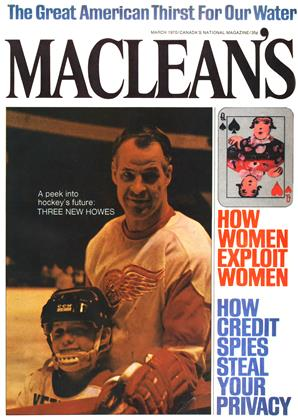 Cover for the March 1 1970 issue