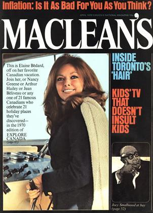 APRIL 1970 | Maclean's