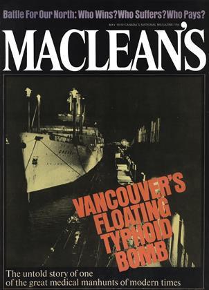 Cover for the May 1 1970 issue