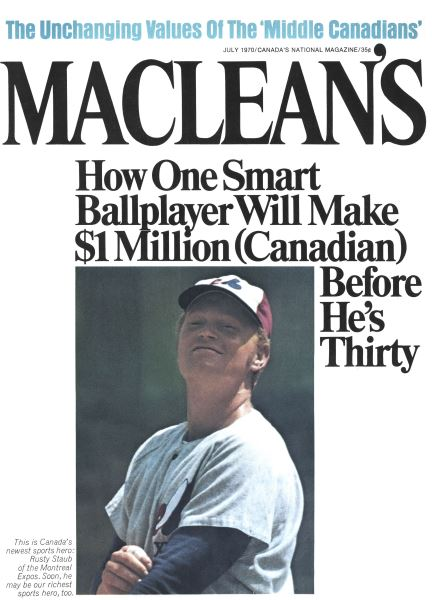 Issue: - July 1970 | Maclean's