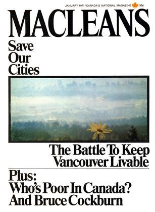 JANUARY 1971 | Maclean's